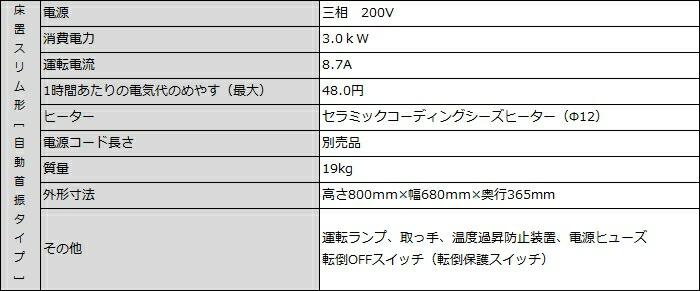 ダイキン 遠赤外線暖房 セラムヒート ERK30NM