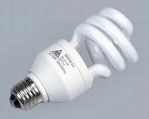 【ハタヤ】18W電球形蛍光ランプ《HLX-18N》
