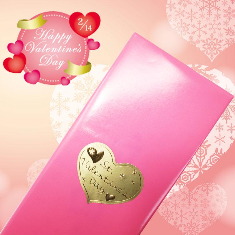 バレンタインラッピング