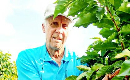農園主 ジョズエ ペレイラ氏