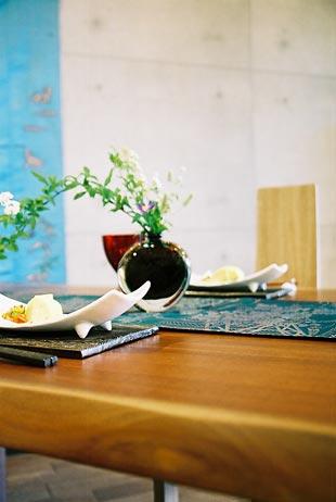 ダイニングテーブル 胡桃