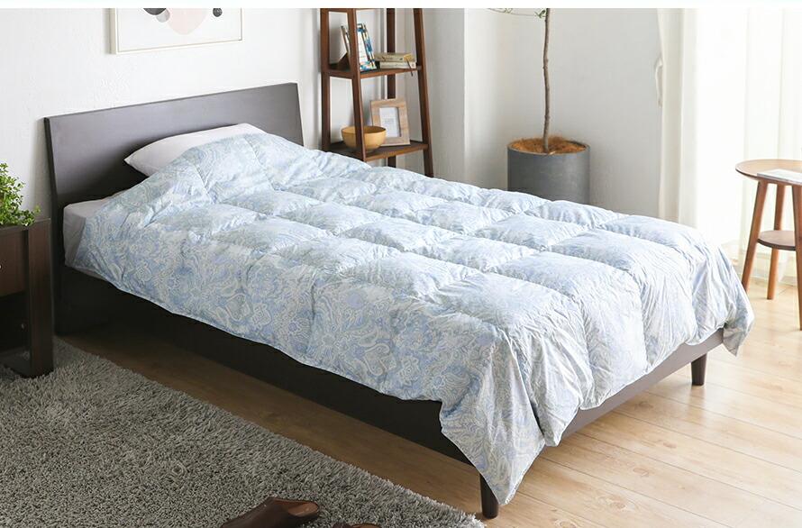 ダウンケット 心地の良い睡眠環境