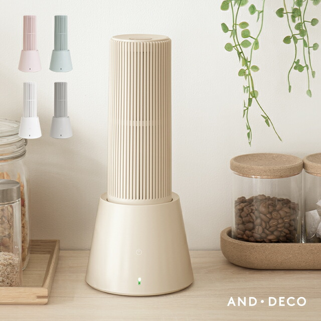 AND・DECO コンパクト除湿器