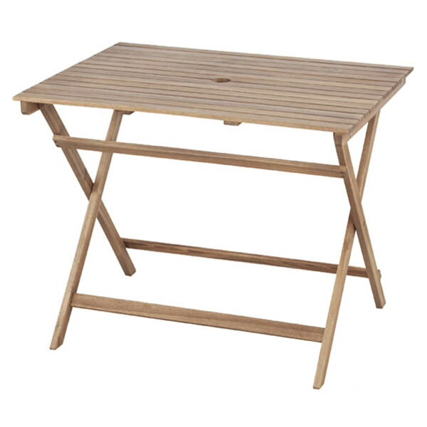 折りたたみテーブル(穴付き)