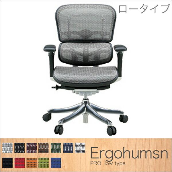 Ergohumsn(エルゴヒューマン) PRO ロータイプ
