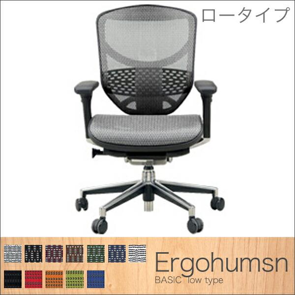 Ergohumsn(エルゴヒューマン) ENJOY ロータイプ