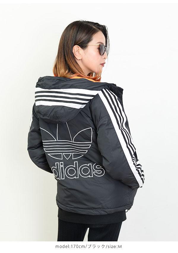 adidas Originals Short Down Jacket | Schwarz | Daunenjacken
