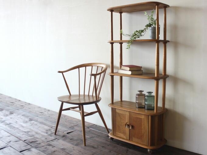 Ercol Mini Shelf 2602-034 アーコール ミニシェルフ