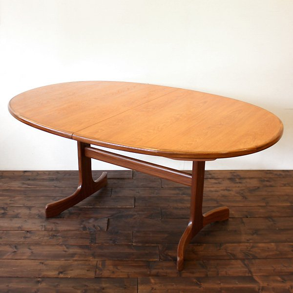 G-PLAN OVAL EX TABLE