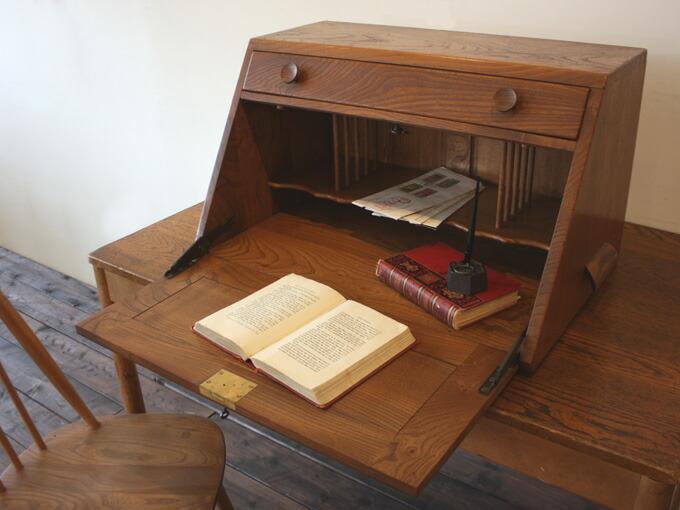 Ercol Desk Top Bureau 2602-036 アーコール デスクトップ ビューロ