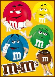 m&m's エムエム