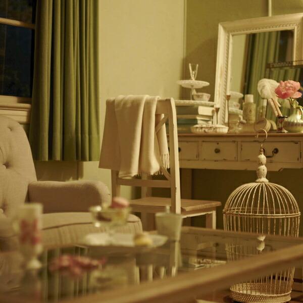 【送料無料】チェア 椅子 ダイニングチェア ブロッサム<br>Blossom アンティーク オシャレ 可愛い<br>カフェ風 部屋 インテリア 2脚セット