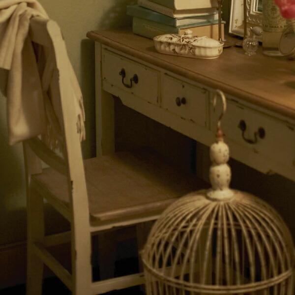 【送料無料】チェア 椅子 ダイニングチェア ブロッサム<br>Blossom アンティーク オシャレ 可愛い<br>カフェ風 部屋 インテリア 2脚セット width=