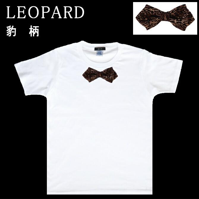 Tシャツ 豹柄
