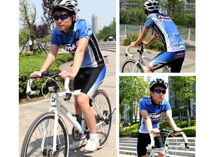 自転車ウェア