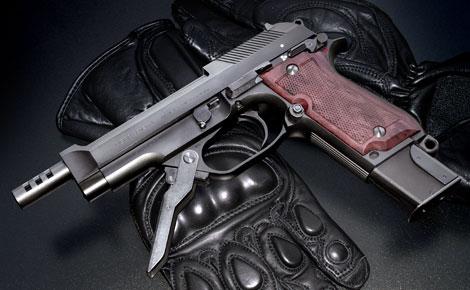 M93R HW ガスガン ブローバック KSC