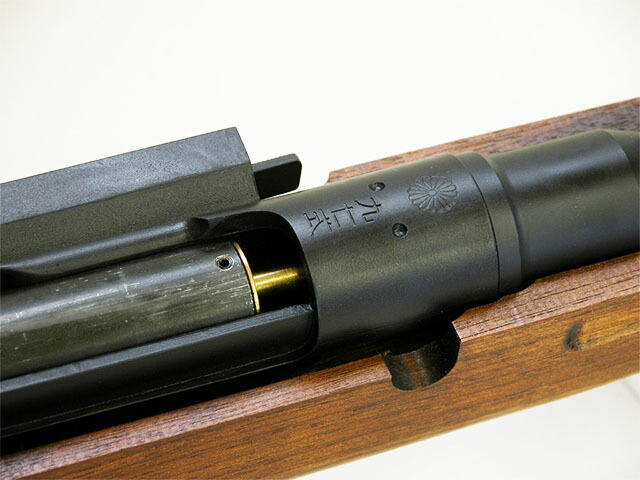エアガン 九七式 狙撃銃 改 KTW エアーライフル