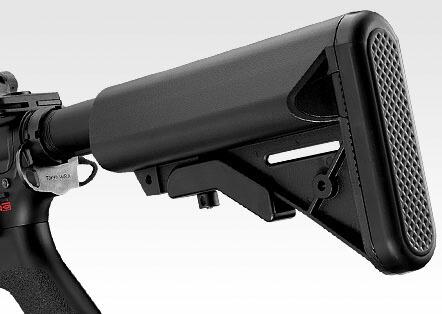 次世代 電動ガン デブグル DEVGRU HK416D