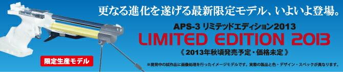 精密射撃 APS-3 リミテッドエディション 2013 Limited edition 限定品 マルゼン
