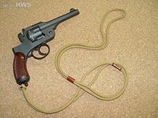 二十六式拳銃 ランヤード HWS モデルガン