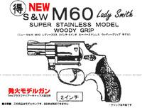 コクサイ 発火 モデルガン M60 レディースミス