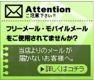 メール注意文