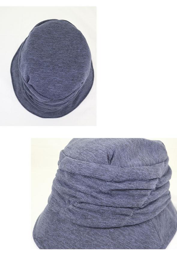 帽子 レディース スウェット ななめシャーリングハット 紫外線対策 レディース帽子 UVカット 女性用帽子 つば広ハット 大きいサイズ ladies 帽子レデイース レディス 秋冬 大きなサイズ