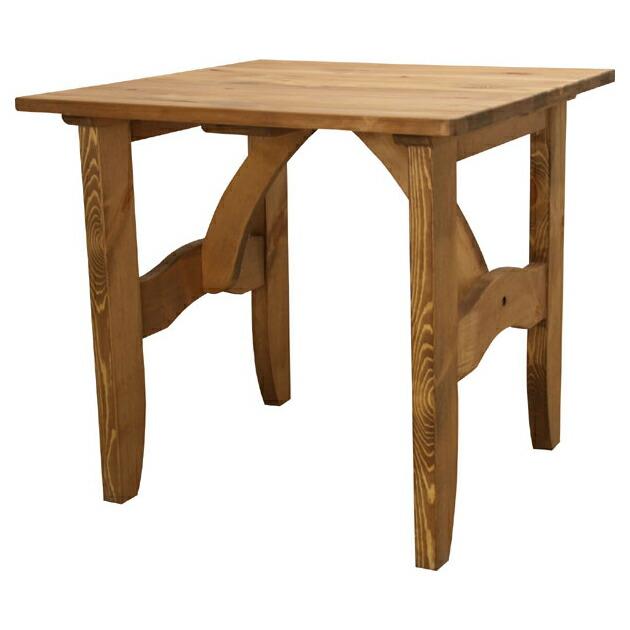 dreamrand rakuten global market dining table wooden country style 75 cm width width 75 cm. Black Bedroom Furniture Sets. Home Design Ideas