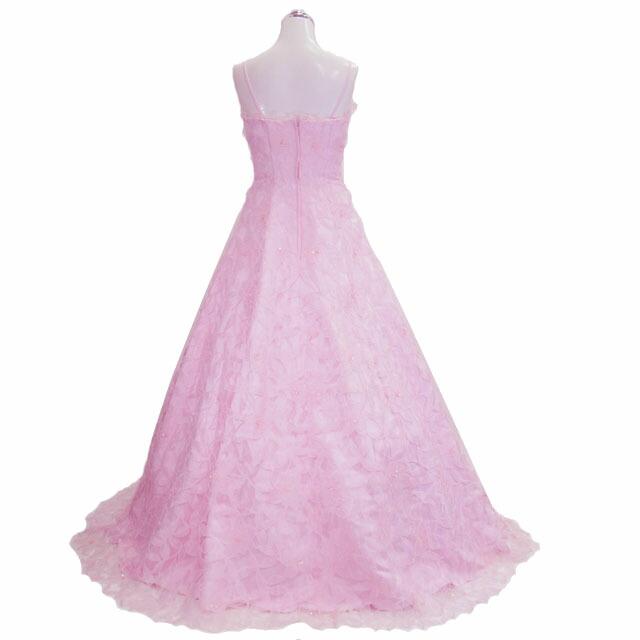 花びらドレス
