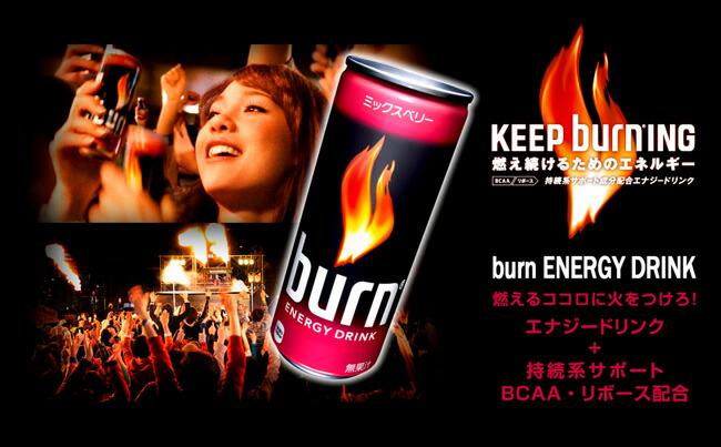 1配送先2ケース以上【送料無料】【コカコーラ】(コカ・コーラ)バーン(burn)エナジードリンク250ml缶1ケース30本入