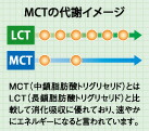 MCT(中鎖脂肪酸) 30%配合