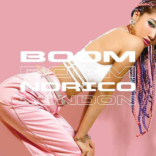 BOOMBOOM-NORICOLONDON(ブン・ブン-ノリコ・ロンドン)【ミニアルバム】【レゲエ】
