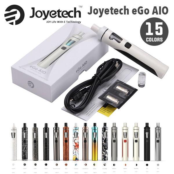 電子タバコ 本体 ベイプ スターターキット Joyetech eGo AIO 日本正規品