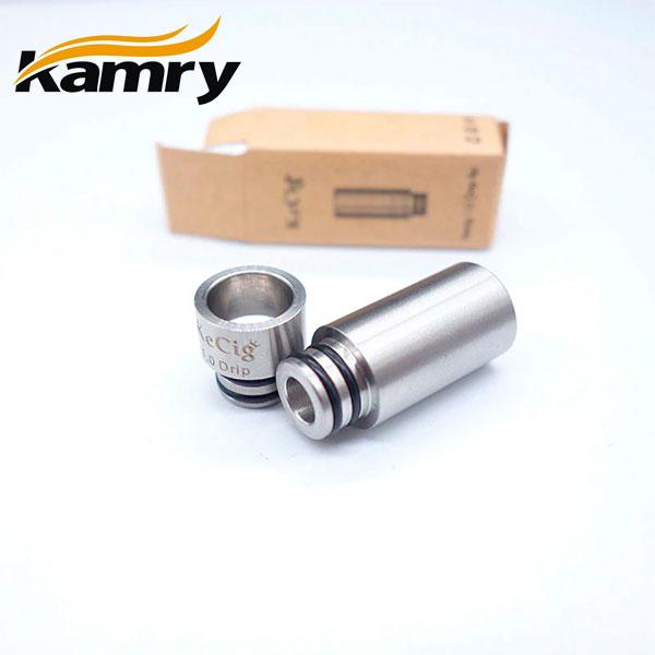電子タバコKecig1.0DripTip/ケーシグドリップチップ510プルームテックカプセル互換【Kamry/カムリ】