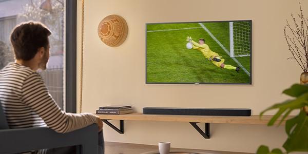 Speaker Bluetooth correspondence for sound bar TV for JBL LINK BAR TV