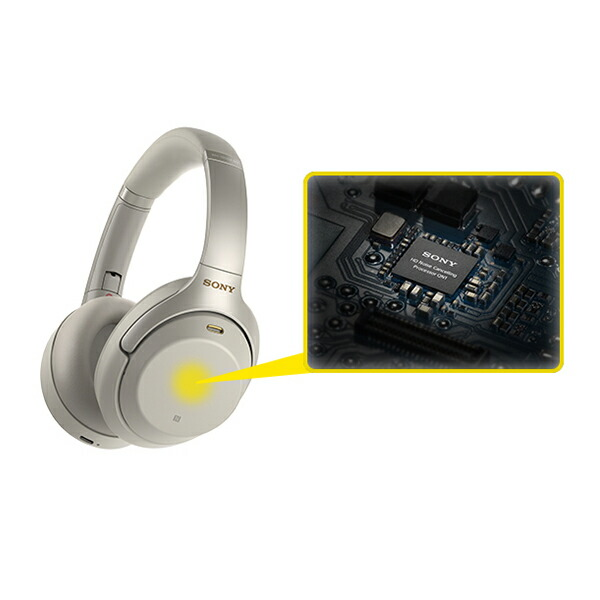Sony Sony WH-1000XM3BM black noise canceling function deployment Bluetooth  wireless headphones noy kiang Bluetooth headphones