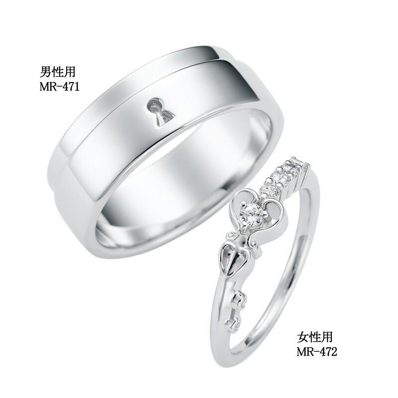結婚指輪 マリッジリングリング プラチナダイヤモンドリング ペアリング ペアジュエリー