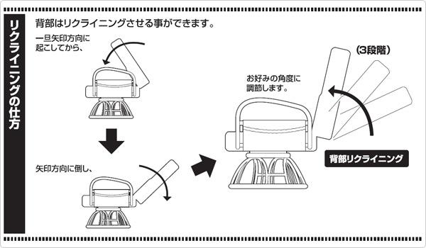 立ち座りラクラク回転式籐座椅子SKZ-57(KVC1/BR4)
