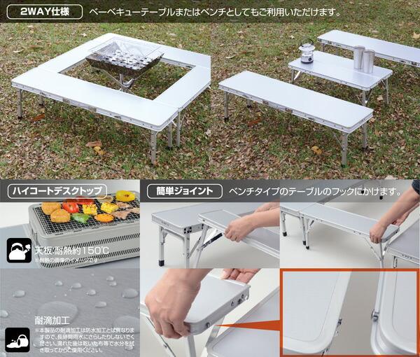 ファイアープレイステーブル