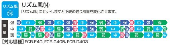 リズム風14