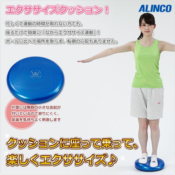 アルインコ(ALINCO)エクササイズクッションEXG027A