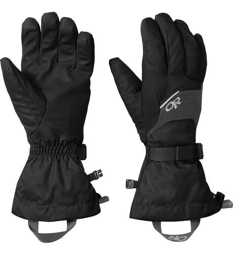 【アウトドアリサーチ OR】 M's アドレナリング グローブ / ADRENALINE GLOVES™(メンズ/手袋 グローブ)・(001) BLACK