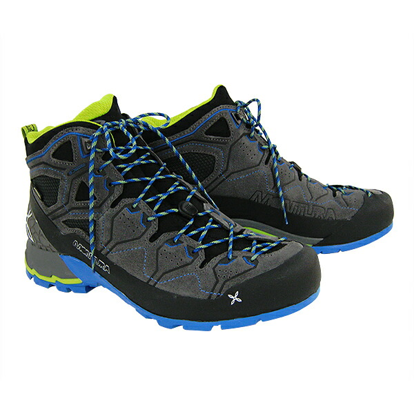 モンチュラ(MONTURA) YARU TEKNO GTX (メンズ/シューズ 登山靴) S4GA00X