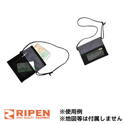 ライペン(RIPEN/アライテント) マップサコシュ (ショルダーポーチ) MAP-SAC