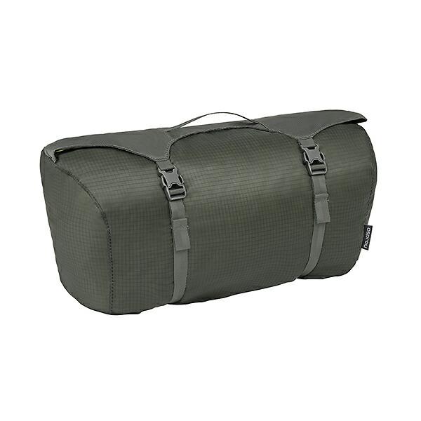 【お取寄せ】 オスプレー ストレートジャケットコンプレッションサック8 シャドーグレー ワンサイズ 【6月26日現在 メーカー在庫数】