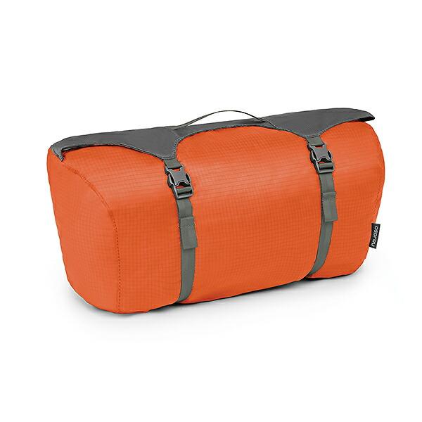 【お取寄せ】 オスプレー ストレートジャケットコンプレッションサック8 ポピーオレンジ ワンサイズ 【6月26日現在 メーカー在庫数】