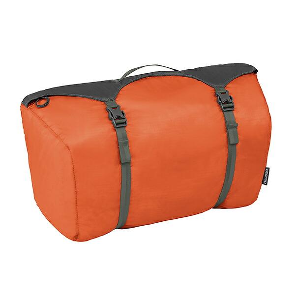 【お取寄せ】 オスプレー ストレートジャケットコンプレッションサック12 ポピーオレンジ ワンサイズ 【6月26日現在 メーカー在庫数】