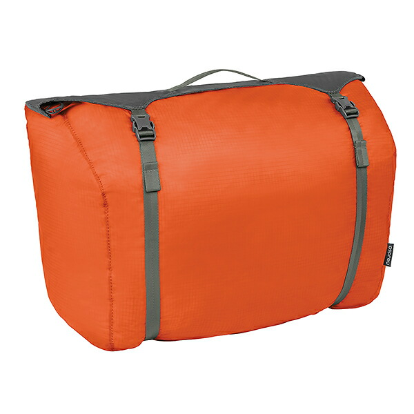 【お取寄せ】 オスプレー ストレートジャケットコンプレッションサック20 ポピーオレンジ ワンサイズ 【6月26日現在 メーカー在庫数】