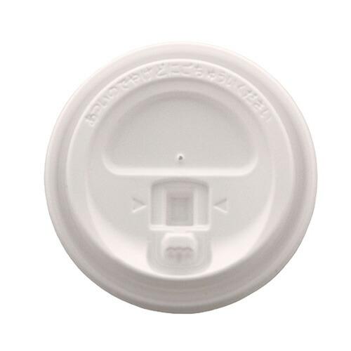断熱カップSMP-340E専用(飲み口大)リフトアップLID 1250枚