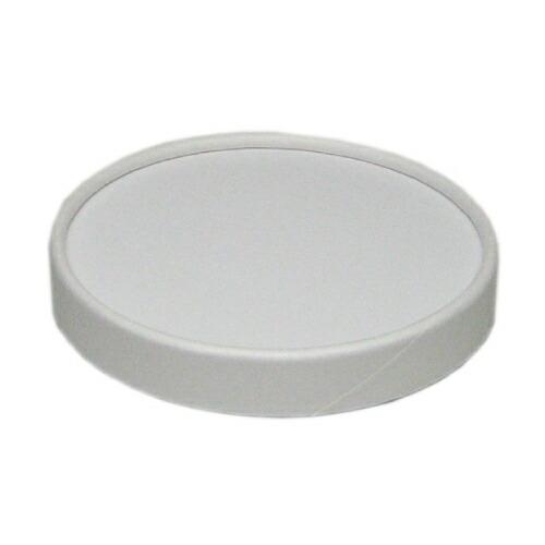 トーカン紙容器紙蓋 ムジ シロリング(PC-100F-KF)2000枚